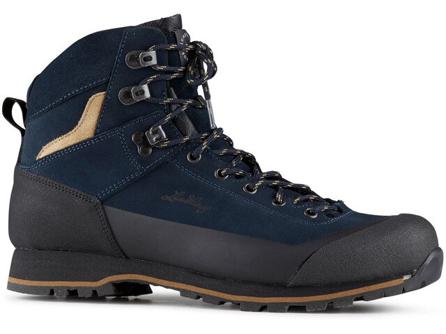 Lundhags Bjerg Mid Boots deep blue